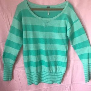 Poof woman sweater
